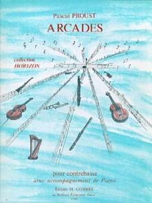 PROUST P. ARCADES CONTREBASSE