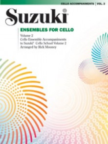 SUZUKI ENSEMBLE FOR CELLO VOL 2