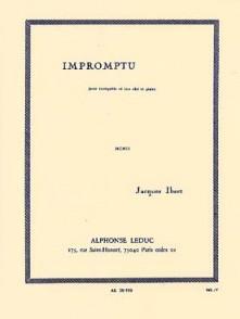 IBERT J. IMPROMPTU TROMPETTE