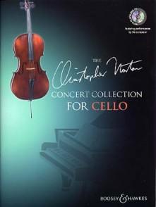 NORTON C. CONCERT COLLECTION FOR CELLO