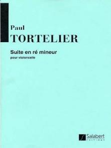 TORTELIER P. SUITE EN RE MINEUR VIOLONCELLE SOLO