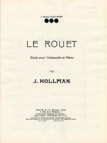 HOLLMAN J. LE ROUET VIOLONCELLE