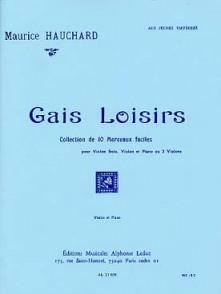 HAUCHARD M. GAIS LOISIRS VIOLON