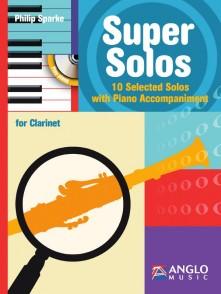 SPARKE P. SUPER SOLOS CLARINETTE