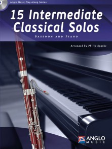 15 INTERMEDIATE CLASSICAL SOLOS BASSON