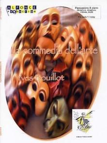 BOUILLOT Y. LA COMMEDIA DELL'ARTE PERCUSSIONS
