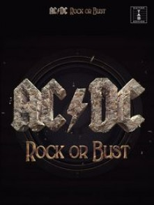 AC/DC ROCK OR BUST GUITARE TAB