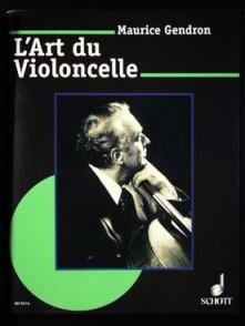 GENDRON M. L'ART DU VIOLONCELLE