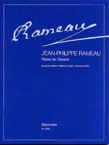 RAMEAU J.P. PIECES DE CLAVECIN