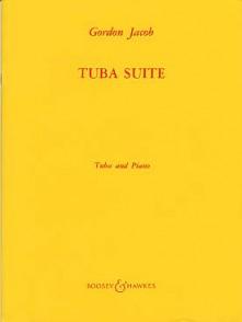 JACOB G. TUBA SUITE TUBA BASSE