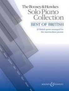 BEST OF BRITISH SOLO PIANO COLLECTION