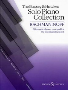 RACHMANINOV S. SOLO PIANO COLLECTION