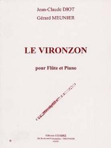 MEUNIER G./DIOT J.C. LE VIRONZON FLUTE