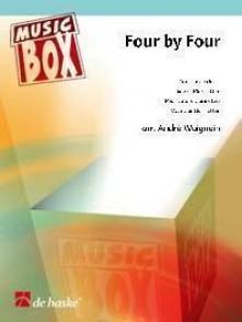 FOUR BY FOUR: DANSES SAXOPHONES