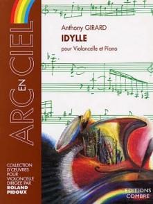 GIRARD A. IDYLLE VIOLONCELLE