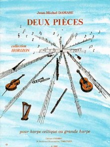 DAMASE J.M. DEUX PIECES HARPE