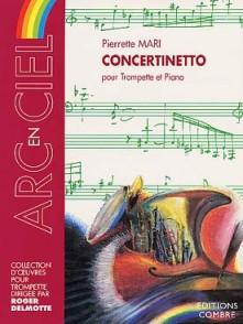 MARI P. CONCERTINETTO TROMPETTE