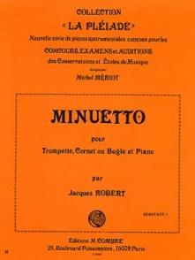 ROBERT J. MINUETTO TROMPETTE