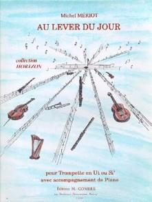 MERIOT M. AU LEVER DU JOUR TROMPETTE