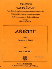 CALMEL R. ARIETTE HAUTBOIS
