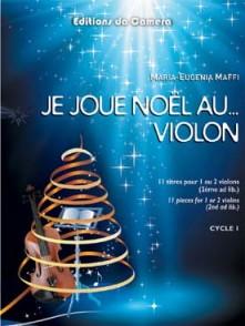 MAFFI M.E. JE JOUE NOEL AU .... VIOLON