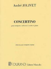 JOLIVET A. CONCERTINO TROMPETTE