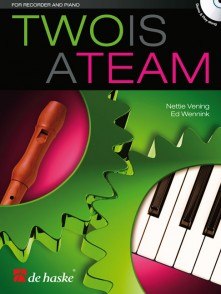 TWO IS A TEAM FLUTE A BEC