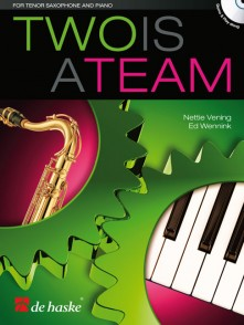 TWO IS A TEAM SAXOPHONE TENOR