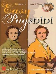 EASY PAGANINI VIOLON
