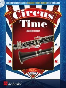 JOHOW J. CIRCUS TIME CLARINETTE