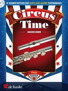 JOHOW J. CIRCUS TIME FLUTE
