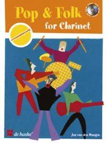 POP & FOLK FOR CLARINETTE