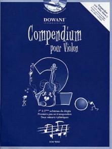 COMPENDIUM POUR VIOLON 2