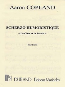 COPLAND A. SCHERZO HUMORESQUE PIANO