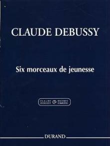 DEBUSSY C. MORCEAUX DE JEUNESSE PIANO