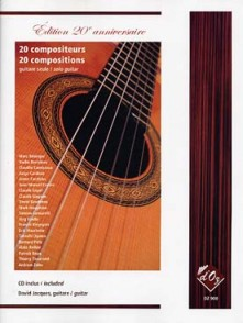 20ME ANNIVERSAIRE PRODUCTIONS D'OZ GUITARE