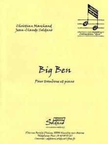 MARCHAND C./SOLDANO J.C. BIG BEN TROMBONE