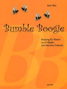 FINA J. BUMBLE BOOGIE PIANO 4 MAINS