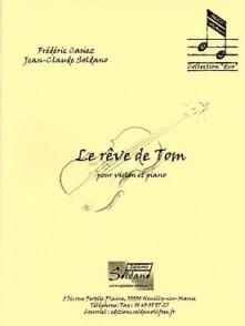 CASIEZ F./SOLDANO J.C. LE REVE DE TOM VIOLON