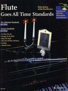FLUTE GOES ALL TIME STANDARDS