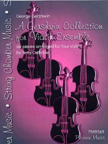 GERSHWIN G. A COLLECTION FOR VIOLIN ENSEMBLE