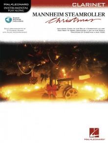 MANNHEIM STEAMROLLER CHRISTMAS CLARINETTE SOLO