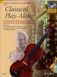 CLASSICAL PLAY-ALONG VIOLON