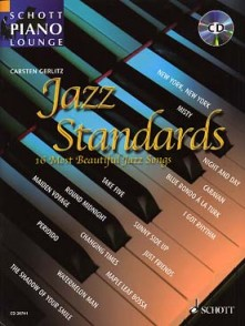 JAZZ STANDARDS PIANO