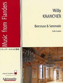 KRANCHER W. BERCEUSE ET SERENADE VIOLON