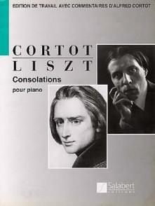 LISZT F. CONSOLATIONS PIANO