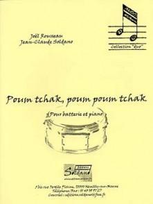 ROUSSEAU J./SOLDANO J.C. POUM POUM TCHAK BATTERIE
