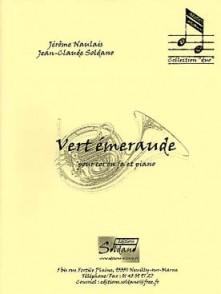 NAULAIS J./SOLDANO J.C. VERT EMERAUDE COR