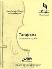 PLAYS J.B./GRAS C. TENDRESSE CONTREBASSE