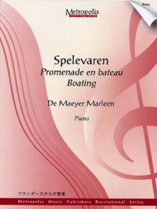 DE MAEYER M. SPELEVAREN PIANO